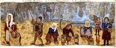 Theofilos - Olive picking