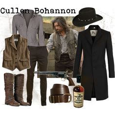 Cullen Bohannon // Hell on Wheels