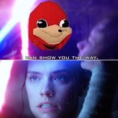I can show you the way