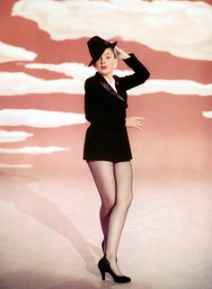 "Judy Garland singing ""Get Happy"" from Summer Stock"