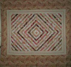 Supergoof Quilts: Dronkemans pad Quilt
