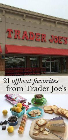 21 offbeat favorites to buy at Trader Joe's
