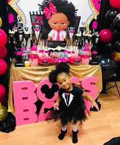 Baby Shower Ideas For Girs Themes Princesses Families 50 Ideas 3rd Birthday Parties, 2nd Birthday, Birthday Ideas, Boss Baby, Baby Girl Birthday, Baby Party, Baby Shower Themes, Shower Ideas, Jazz