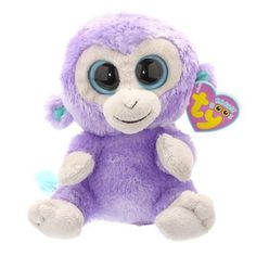 Ty Beanie Boos Blueberry Monkey belle doesn't have