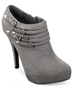 Kathrines time travel outfit: Beige top + Long Red Jacket + Light Blue Jeans + These Grey Ankle Boots High Heel Boots, Heeled Boots, Bootie Boots, Shoe Boots, Shoe Bag, Women's Shoes, High Heels, Shoe Closet, Ankle Boots