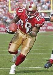 Garrison Hearst - SF 49ers - RB Football Love, Football Season, Nfl Football, Football Helmets, All Team, Great Team, 49ers Nation, Best Running Backs, 49ers Players