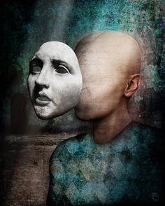 Surreal scenes, digital art by Christian Schloe - ego-alterego.com