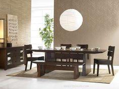 Comedor o salón de estilo japonés 4
