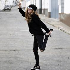 GOOD VIBES  // Zapatilla Jogging Selenio // Últimas Unidades  • Get the look Rebel Attitude