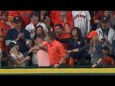 WS2017 Gm5: Astros fans explain HR throwback sequence - YouTube