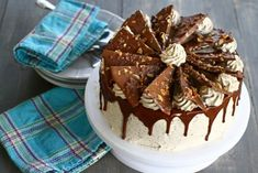 The Daniel Plan, Jacque Pepin, Cakes And More, Yummy Cakes, I Foods, Cake Recipes, Cake Decorating, Food And Drink, Pudding