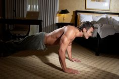The Extreme Home Fat-Loss Workout:  The u201cdumbbell complexu201d is a genius workout method that allows you to get in the toughest workout of your life using just a single pair of dumbbells.