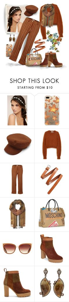 """Tip my hat"" by runners ❤ liked on Polyvore featuring LULUS, Casetify, Mulberry, JIRI KALFAR, H&M, Polo Ralph Lauren, Moschino, Barton Perreira and See by Chloé"