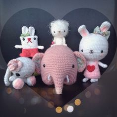 Amigurumi for Beginners - Includes tutorials for Magic Circle, Increase, Invisible Decrease, and how to attach the limbs.