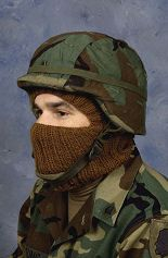 Knitted Helmet Liner: warm for winters Knitting Patterns Free, Free Knitting, Hat Patterns, Knitting Projects, Crochet Projects, Knitting Tutorials, Crochet Ideas, Marines In Combat, Knit Or Crochet