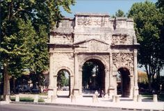 Arc de Triomphe in Orange, France There are numerous Arc de Triomphes or Triumphal Arches scattered throughout France. Here are 8 arches you might encounter and what you can see nearby.  http://www.francetraveltips.com/8-famous-arches-france/
