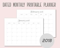 GalWithAPlan on Etsy Printable Planner, Printables, Productivity, Minimalism, Etsy Seller, Study, How To Plan, Blog, Studio