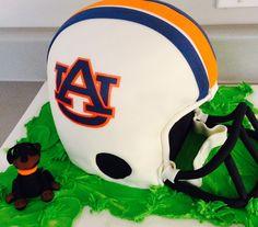 www.confectionperfectioncakes.com #groomscake #cakesatlanta #cakesmarietta #weddingcake #customcakes #atlantacustomcakes #mariettacustomcakes #confectionperfection #auburncake #auburnfootballcake #footballcake #footballhelmetcake #3dhelmetcake #3dcake
