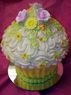 the big cupcake