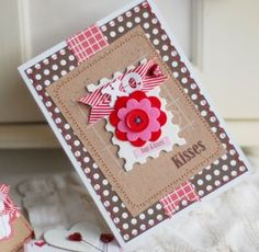 #valentine @Jillibean Soup The Card Kitchen
