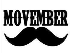 ¿ Sabéis lo que es Movember ?. Para los despistadillos, todos los años, durante el mes de Noviembre, Movember es el responsable del crecimiento de bigote de muchos hombres en el mundo.  Con ellos, los hombres pueden recaudar fondos y concienciar sobre el cáncer de próstata y testicular y la salud mental.