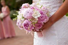 aboutdetailsdetails.com   The Resort at Pelican Hill Newport Coast Wedding   Details Details Weddings and Events   Victor Sizemore Photography   Pink Peonies   Peony Bouquet   Wedding Bouquet  