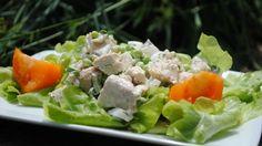 Gluten-Free, Dairy-Free organic chicken salad