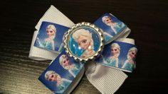 Elsa bow for girls