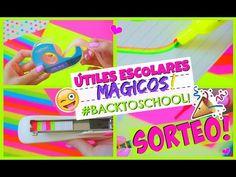 7 TRUCOS QUE NO CONOCÍAS PARA UN MÁGICO REGRESO A CLASES! + SORTEO INTERNACIONAL!!!♥ | Katie Angel - YouTube