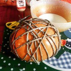 Palline di Natale con lo Spago e Altre Decorazioni | Portale Bambini 3, Food, Eten, Meals, Diet