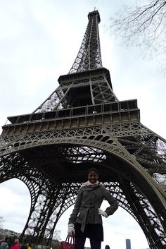 Oneika Raymond: How To Do Paris Quickly And Cheaply