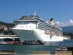 Porto di Savona in Savona, Liguria
