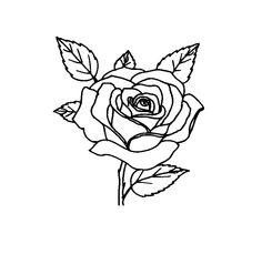 10+ Flowers ideas   flower drawing, drawings, flower outline