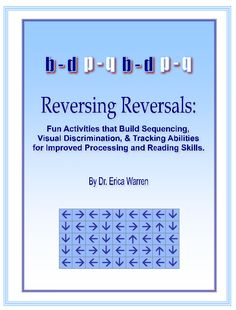 Learning Specialist and Teacher Materials - Good Sensory Learning: Three Easy Activities that Can Strengthen Tracking Abilities for Improved Reading