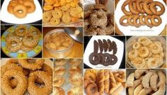 Κουλουράκια κανέλας με ελαιόλαδο - cretangastronomy.gr Sweet Buns, Sweet Pie, Greek Desserts, Greek Recipes, Greek Cookies, Biscotti, Tea Time, Donuts, Waffles