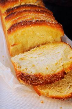 Pan brioche sfogliato al limone vickyart arte in cucina