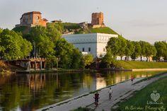 """Cliché looks good"" Spring in Vilnius We love Lithuania - Photo by : Adomas Svirskas (Fb)"