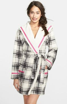 kensie  Carissa Cozy  Robe available at  Nordstrom Pjs 07d440906