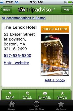 Free Trip Advisor Travel App!  {iPhone or Droid} LOVE THIS!    Probably our favorite