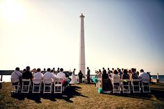 Real Door County wedding featuring photography by Jodee Whittenberger. Ceremony Location: Anderson Dock, Ephraim.