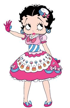 BB_ candy dress