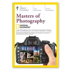 In 24 half-hour video lessons, 12 award-winning National Geographic photographers share insights on their most iconic images and offer tips and techniques on how to improve your own photography, regardless of your skill level.