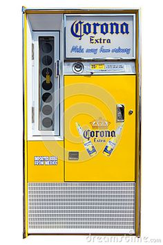 Vintage Coca-Cola Vending Machine Editorial Photography - Image: 30495447