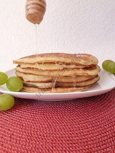 Pancake con lievito madre