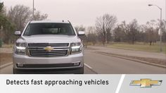 How To:  2017 Tahoe Suburban Side Lane Change Assist Video Ron Westphal ...