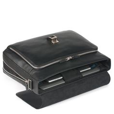 Over-flap, expandable computer bag - Briefcases - Bags and Bagpacks