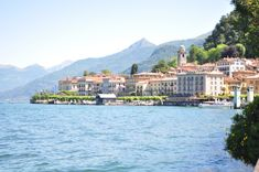"Bellagio Italia - a city where you can experience ""la dolce vita"" at its best"