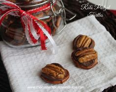 Rolo Pretzel Turtles-the name says it all and so easy to make! ***my go to candy***
