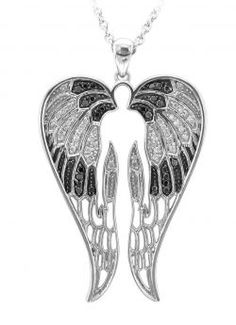I Found The Most Beautiful Angel Wings Jewelry!