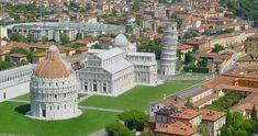 ArchiPills| Campo dei Miracoli, Pisa